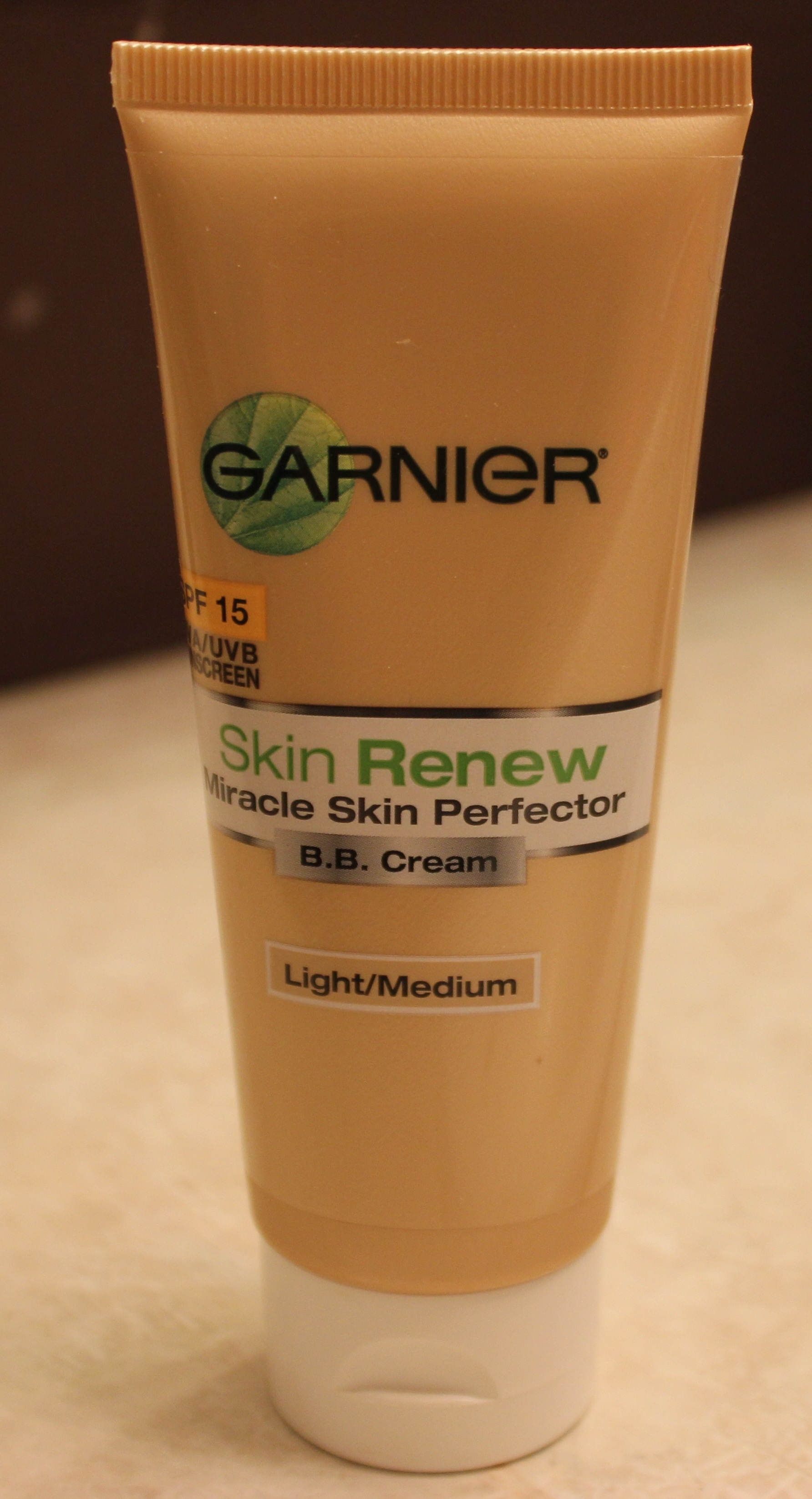garnier bb cream review and pictures for light medium confidentbeauty